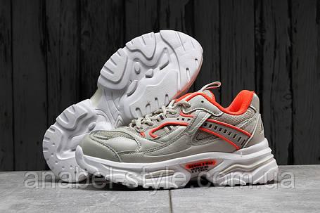 Кросівки жіночі 10534, BaaS Cushion, бежеві, [ 36 39 ] р. 36-22,5 див. 37, фото 2