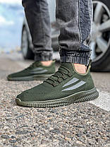 Кросівки чоловічі 18483, Bionic Navigator, зелені, [ 41 42 43 44 45 ] р. 41-26,5 див., фото 2