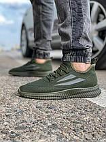 Кросівки чоловічі 18483, Bionic Navigator, зелені, [ 41 42 43 44 45 ] р. 41-26,5 див., фото 3