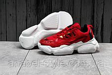 Кросівки жіночі 16752, Hugo, червоні, [ 38 39 40 ] р. 38-24,0 див., фото 2