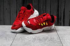 Кросівки жіночі 16752, Hugo, червоні, [ 38 39 40 ] р. 38-24,0 див., фото 3