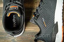 Кросівки чоловічі 10283, BaaS Ploa Running, темно-сірі, [ 41 43 44 45 ] р. 45-28,8 див., фото 3