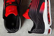 Кросівки чоловічі 17151, Air, чорні, [ 41 43 45 46 ] р. 46-30,4 див., фото 3
