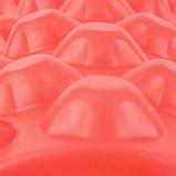 Масажний ролик Spokey ROLL II 33 см Червоний (920927), фото 4