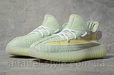 Кроссовки женские 17567, Adidas Yeezy, зеленые [ 38 39 40 ] р.(38-24,5см), фото 2