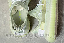 Кроссовки женские 17567, Adidas Yeezy, зеленые [ 38 39 40 ] р.(38-24,5см), фото 3