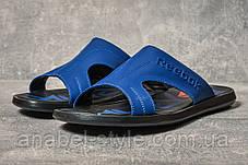 Шлепанцы мужские 17574, Reebok Cross Fit, синие, [ 40 45 ] р. 40-26,5см. 45, фото 2