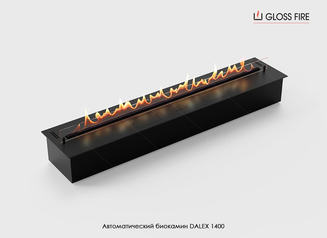 Автоматический биокамин Dalex 1400 GlossFire