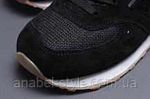 Кросівки чоловічі 18035, New Balance 574, чорні, [ 41 42 43 44 45 46 ] р. 41-26,5 див. 42, фото 2