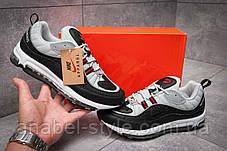 Кроссовки мужские 12673, Nike Aimax Supreme, черные [ нет в наличии ] р.(42-26,4см), фото 2