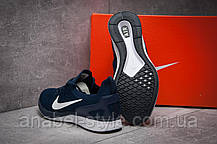 Кроссовки женские 12872, Nike Zoom Pegasus 33, темно-синие, [ 38 ] р. 38-24,0см., фото 2