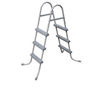 Лестница для бассейна Bestway 58334 (91 см), двухсекционная