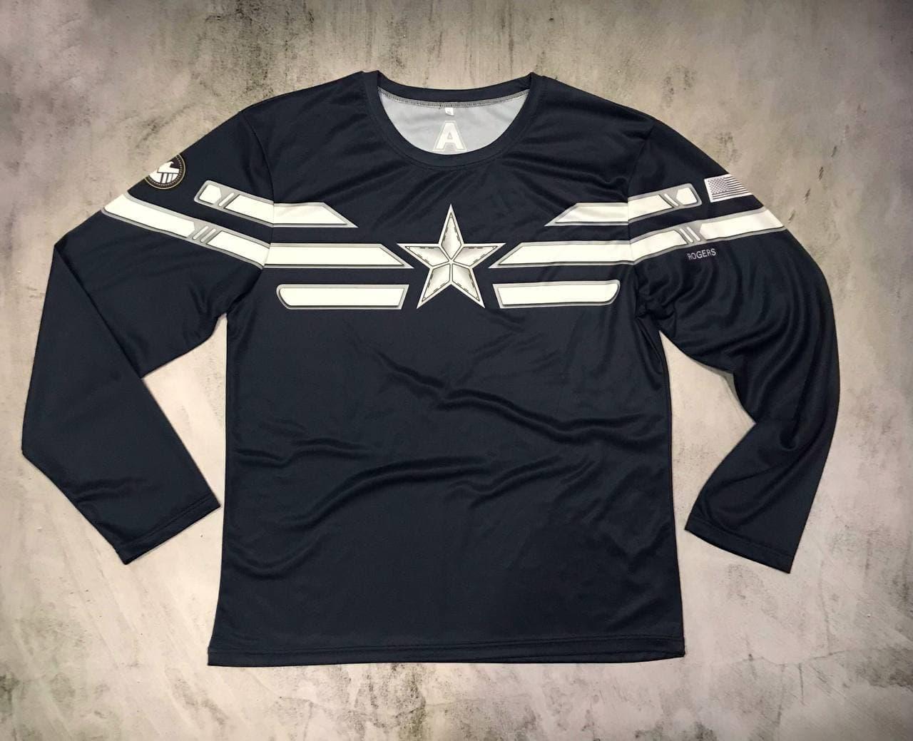 Чоловіча футболка з довгим рукавом Star (лонгслив)