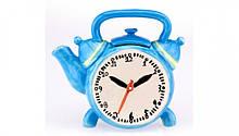 Керамічний чайник Годинник