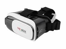 3D окуляри віртуальної реальності VR BOX з пультом