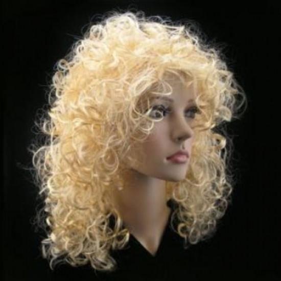 Перука Кучерява Сью (блонд)