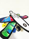Скейт Пенни борд S 00635 Best Board дека 56 см, фото 2