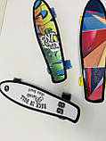 Скейт Пенни борд S 00635 Best Board дека 56 см, фото 7