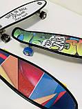Скейт Пенни борд S 00635 Best Board дека 56 см, фото 5