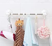 Подвесная вешалка для полотенец Hanging Rod Hook Towel SQ1918