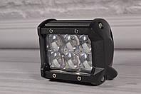 Автофара LED на дах 5D-18W-SPOT, 6 LED, потужність 18 W,світлодіодна фара балка, автомобільний прожектор на