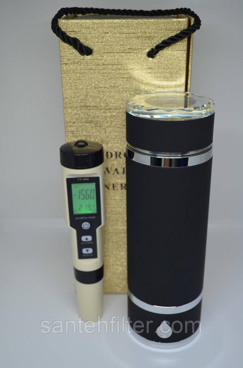 Генератор водородной воды Н17-3 и анализатор PH/ORP/H2/Temp