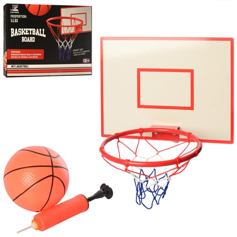 Баскетбольное кольцо MR 0164 металлическое 28 см