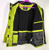 Жіноча тепла спортивна  куртка Розмір 44 (Б-69), фото 3