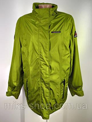 Жіноча тепла спортивна  куртка Розмір 44 (Б-69), фото 2