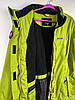 Жіноча тепла спортивна  куртка Розмір 44 (Б-69), фото 4