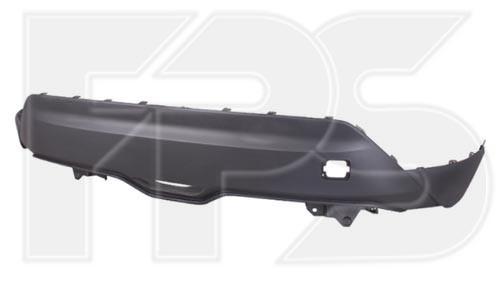 Спойлер заднього бампера Toyota C-HR '16- (FPS)