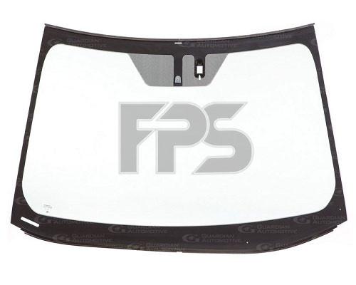 Лобове скло Toyota C-HR '16- (XYG) з креп. датч. вологості світла