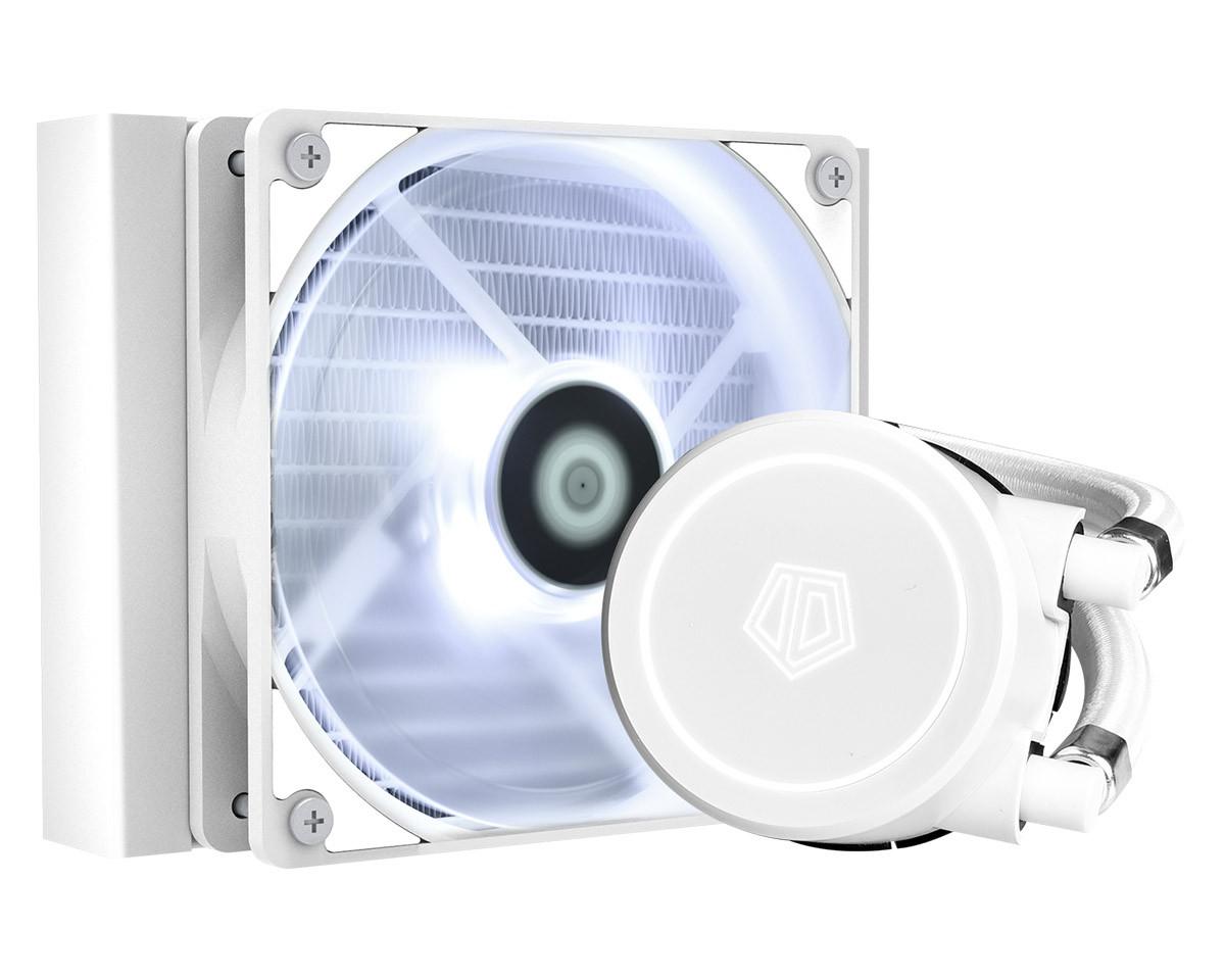 Система водяного охлаждения ID-Cooling Frostflow X 120 Snow, Intel: 1200/2066/2011/1366/1151/1150/1155/1156,