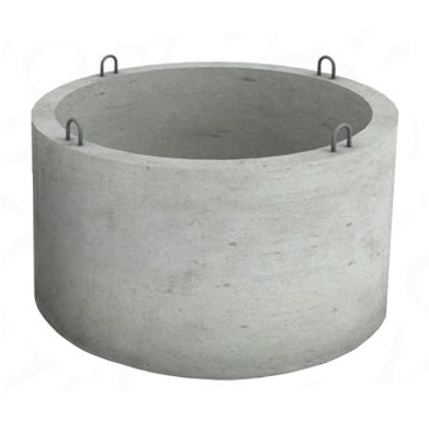 Изготовление железобетонные кольца: для колодца, канализации, сливных ям, септика, фото 2