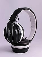 Беспроводные накладные наушники SD AZ-03-BT microSD TF, FM, AUX 3.5mm, Bluetooth наушники, накладные наушники, фото 1
