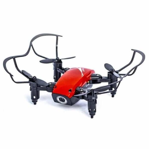 Квадрокоптер с камерой S9 Mini Red дальность полета 40 м время полета 7 минут