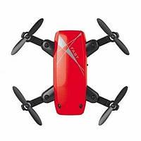 Квадрокоптер с камерой S9 Mini Red дальность полета 40 м время полета 7 минут, фото 3
