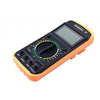 Цифровий тестер електромережі BM-04-9208 1 сорт, різні кольори, одиниці виміру (В/мВ/мА), електромережі,, фото 1
