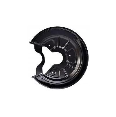 Захист заднього гальмівного диска права VW Golf VI '09-12 (Klokkerholm) D=272 mm