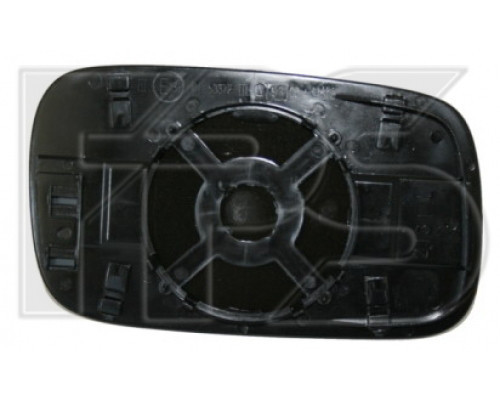 Вкладиш бічного дзеркала Seat Inca -04 лівий (FPS) FP 9537 M63