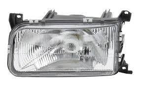 Фара VW Passat B3 88-93 права (FPS) механічний/електричних ма. 357941018
