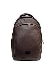 Рюкзак унисекс Sambag Zard LZN нубук Светло-коричневый (25000061)