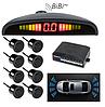 Парктроник для автомобиля Car Radar, на 8 датчиков, размер 99x30x17мм, парковочный радар, парковочные системы