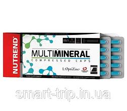 Мінеральний комплекс Nutrend MULTIMINERAL Compressed Caps 60 капсул