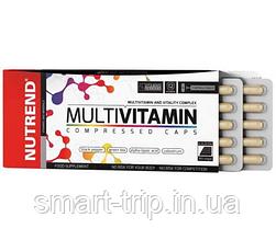 Вітамінний комплекс Nutrend MULTIVITAMIN Compressed Caps 60 капсул