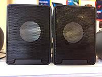 Комп'ютерні колонки Speaker D9 MP3/MP4/USB, 80db, стерео, регулювання гучності, тип 2.0