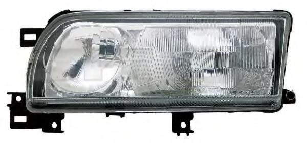 Фара Nissan Primera (P10) '91-96 ліва їв.реєстр. DEPO B6060-70J15