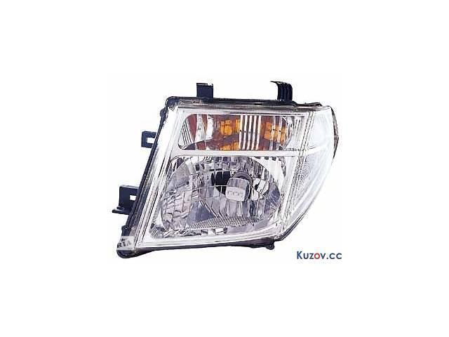 Фара Nissan Pathfinder '05-10 ліва хутро./їв. рег., Depo 26010EB300