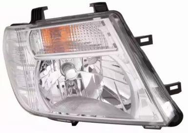 Фара Nissan Pathfinder (10-14) права ел. рег., Depo 260105X10B