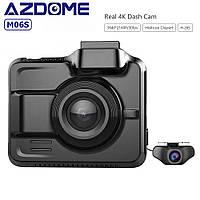 Видеорегистратор Azdome M06S с двумя камерами